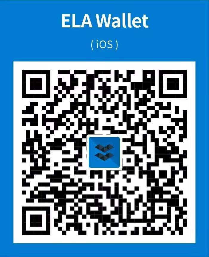 ELA Wallet iOS 及 Android v1.4.1 版本更新公告