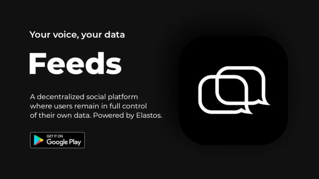 亦来云生态系统去中心化社交媒体 Feeds 上线谷歌应用商店